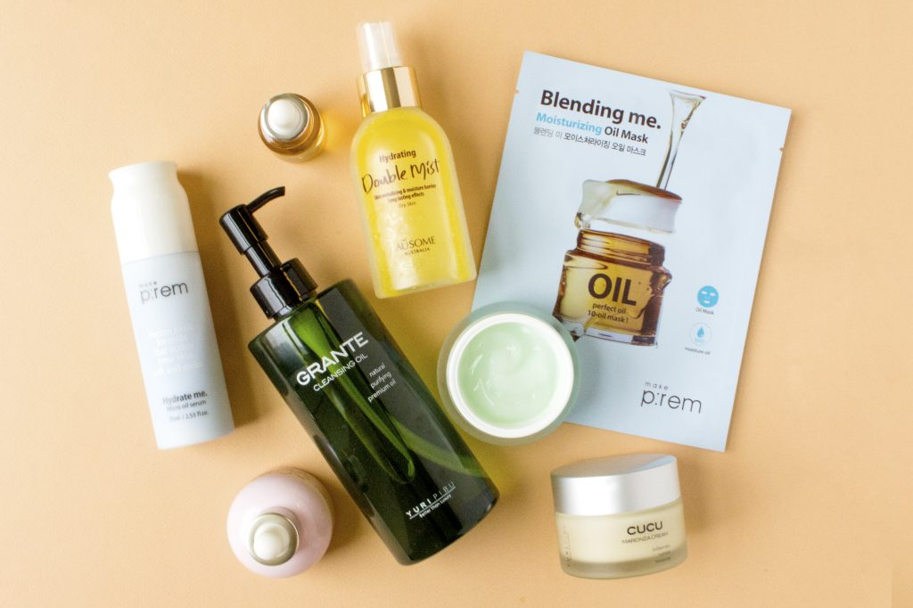 Korean Beauty Best Face Oil Products