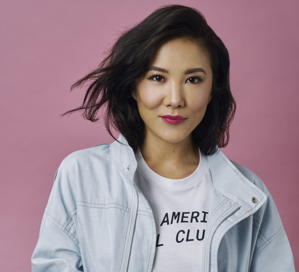 Chefe Babes: Ally Maki, fundador do Asian American Girl Club 1