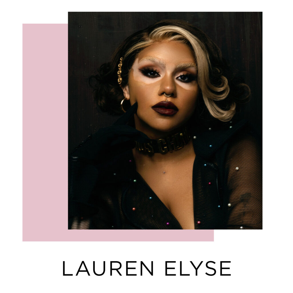 Lauren Elyse, makeup artist and drag artist, joins Glow Recipe's Diversity Advisory Board