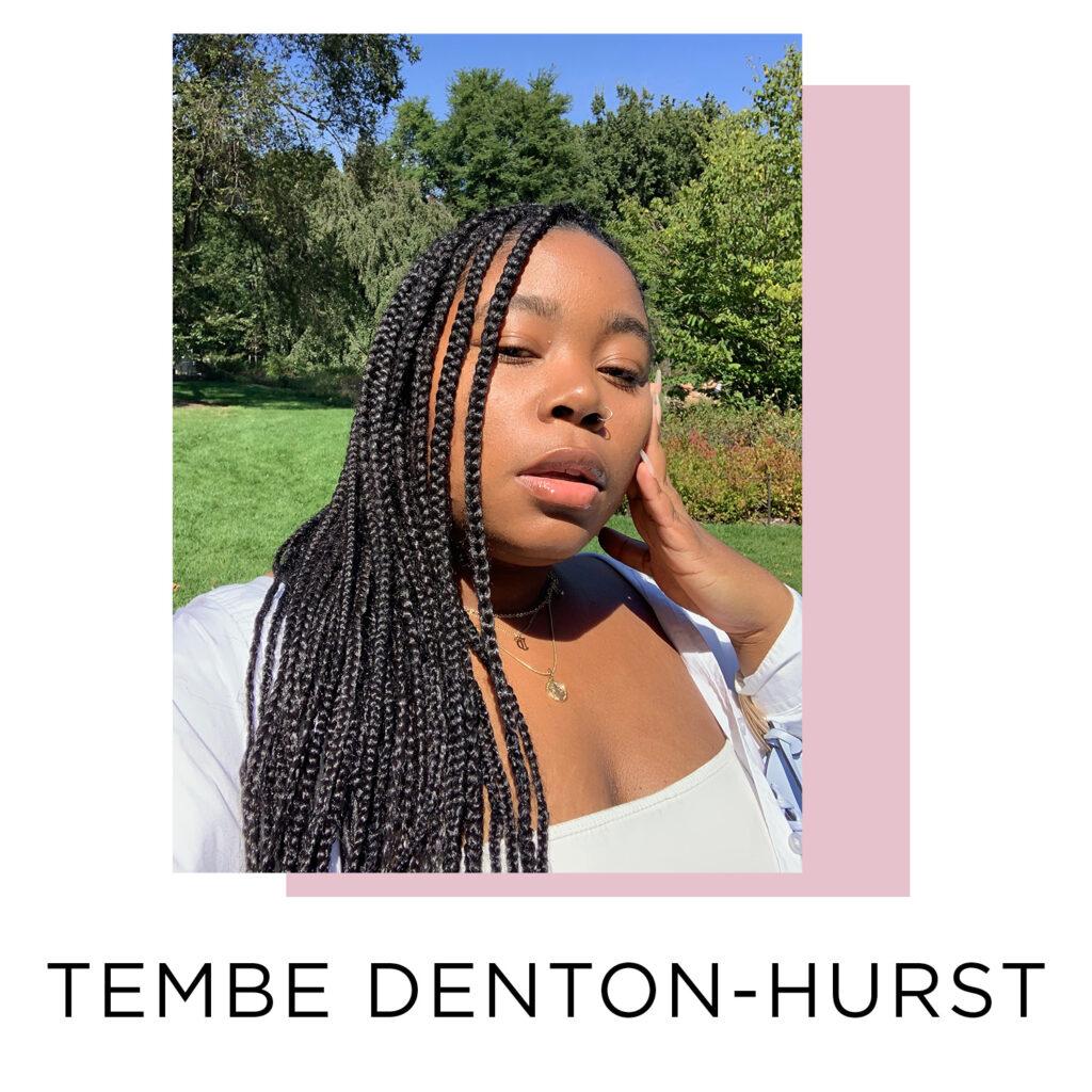 Tembe Denton-Hurst, beauty and culture writer, joins Glow Recipe's Diversity Advisory Board
